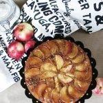 Omena kinuski keikauskakku resepti