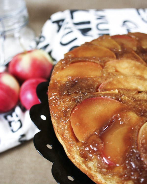Apple Upside Down Cake emma ivane