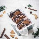 Gingerbread Chocolate Ice Cream recipe