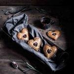 Nutella Heart Pies recipe