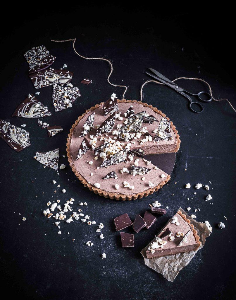 Helppo suklaapiirakka