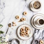 Easy Salted Caramel Donuts recipe