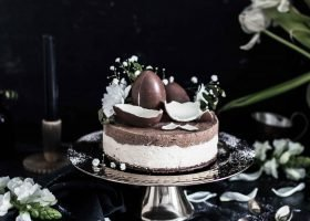 Helppo kinderkakku resepti easy kinder cake recipe