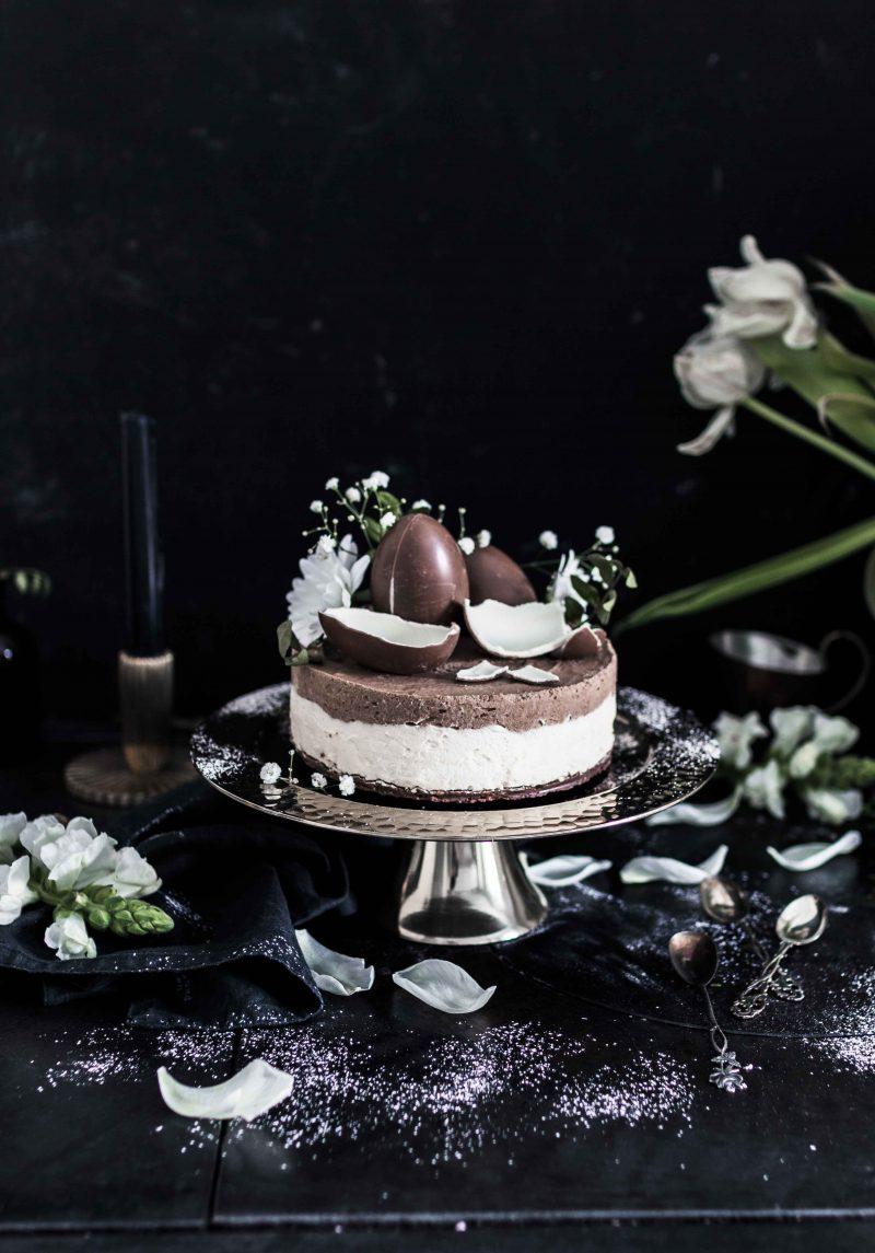 Helppo kinderkakku resepti easy kinder cake recipe