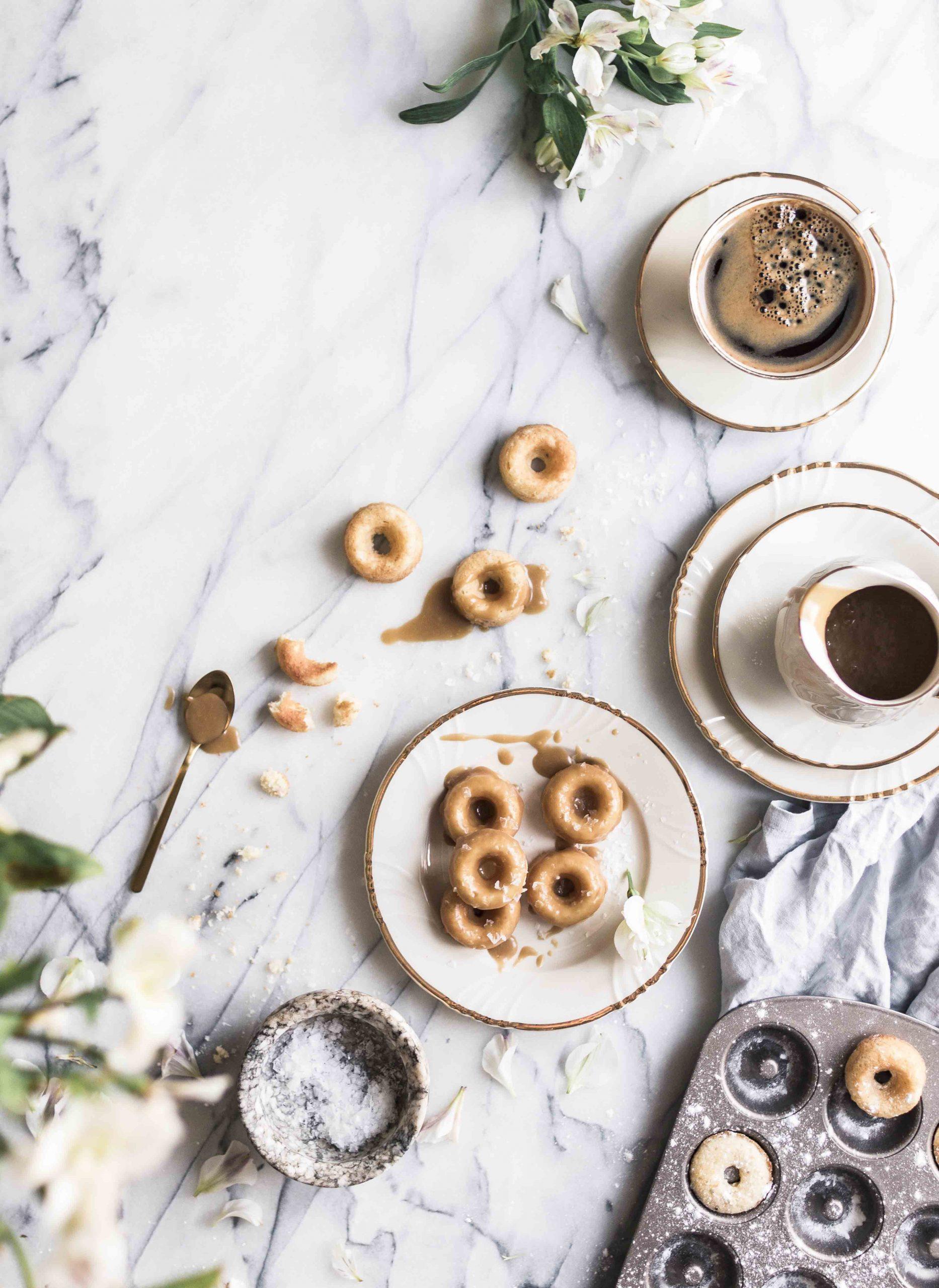 helpot suolakinuski donitsit