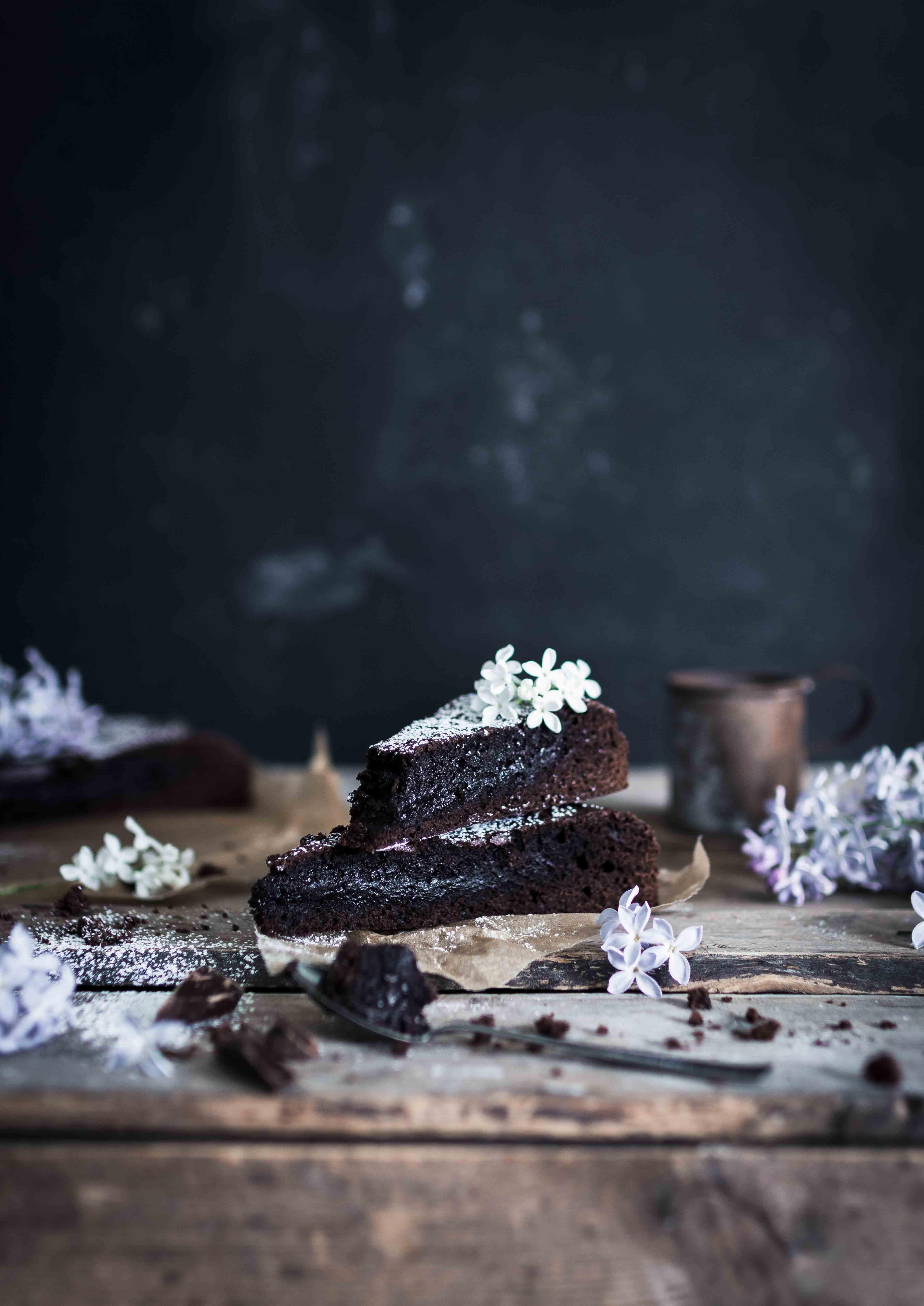 Mud Cake recipe - Mutakakku resepti