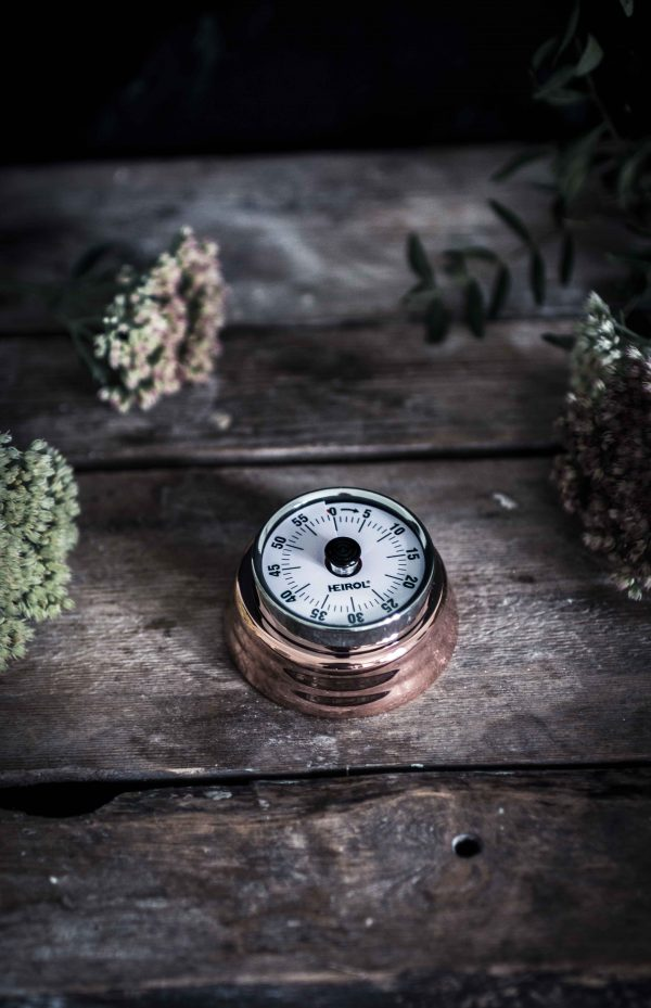 Ajastin - Timer, Emma Ivane bakeware collection with Heirol