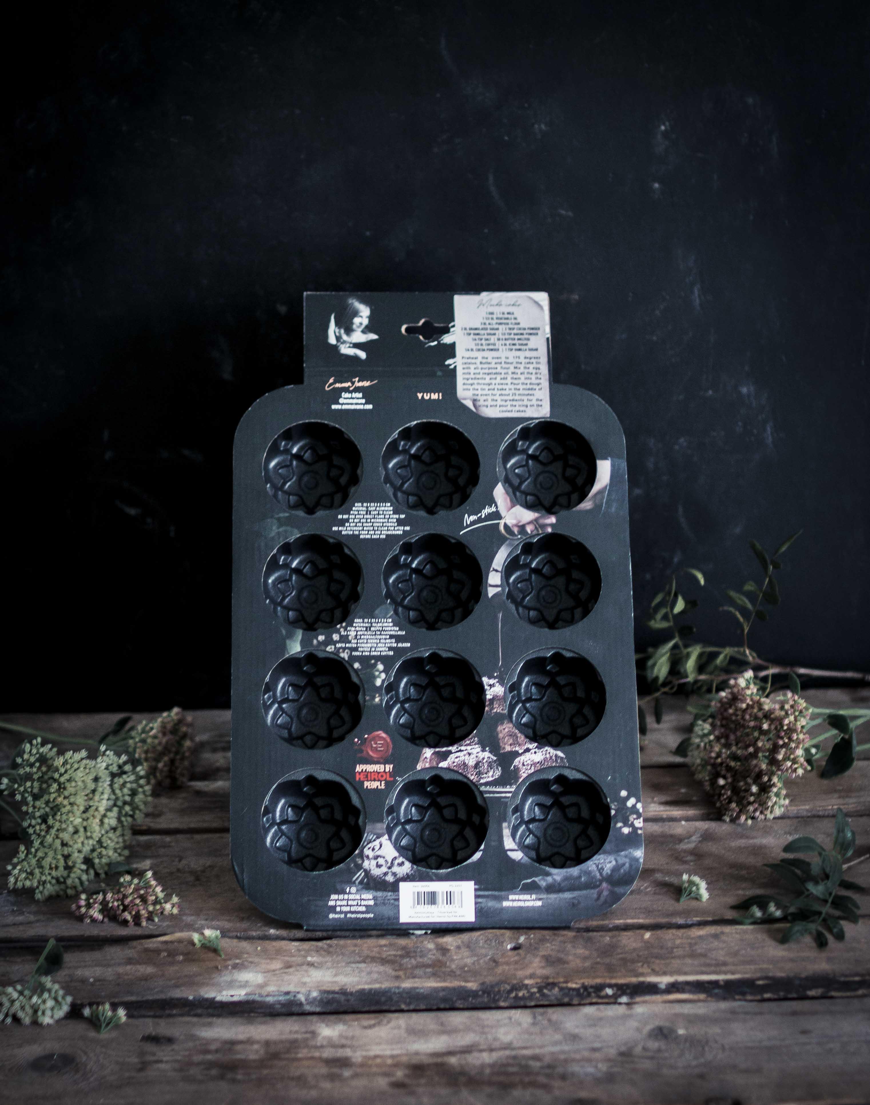 Cast aluminium cake pan Emma Ivane x Heirol Collection
