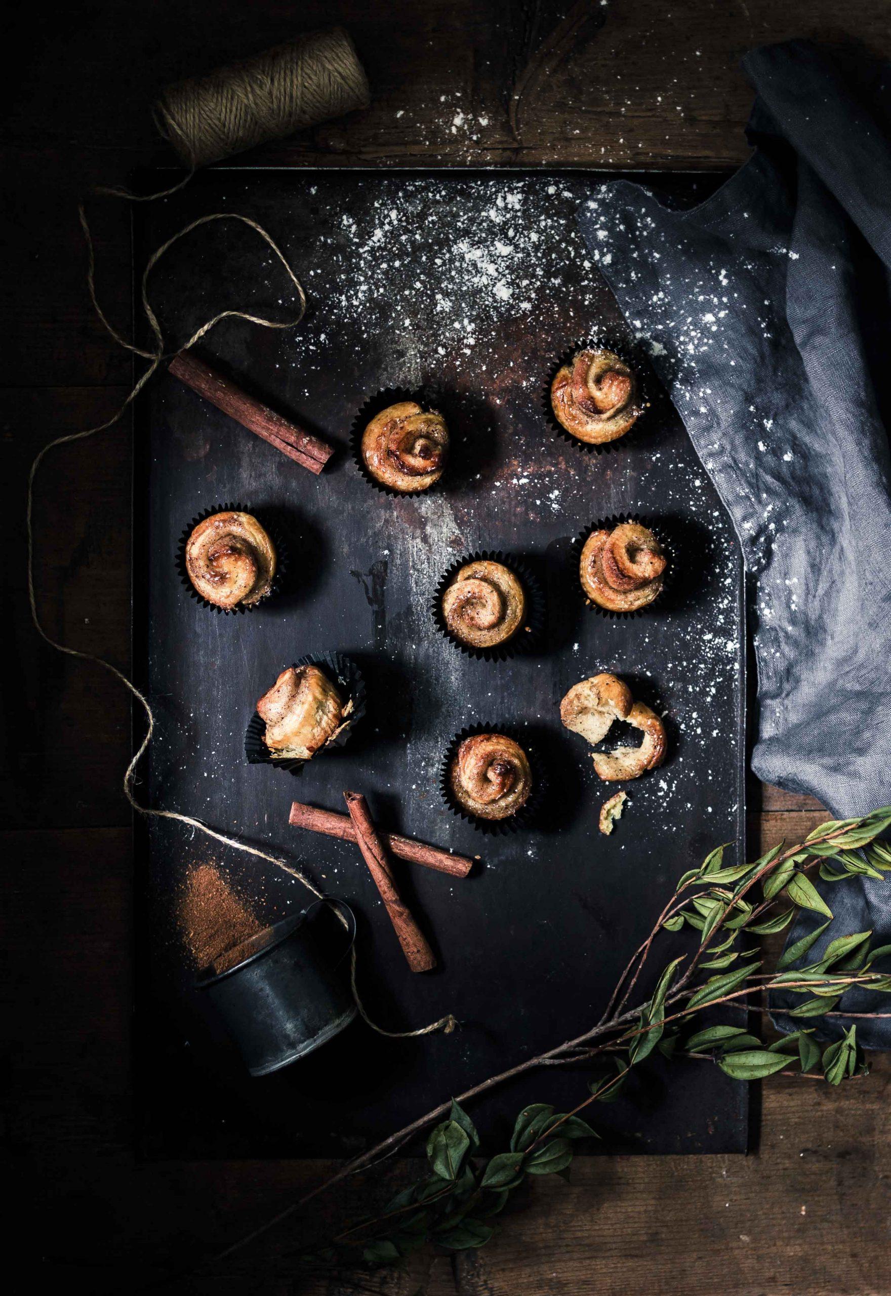 pikakanelikierteet korvapuustipäivä quick cinnamon rolls