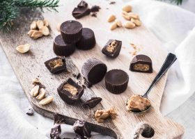 3-ingredient Peanut Butter Cups recipe by Emma Ivane