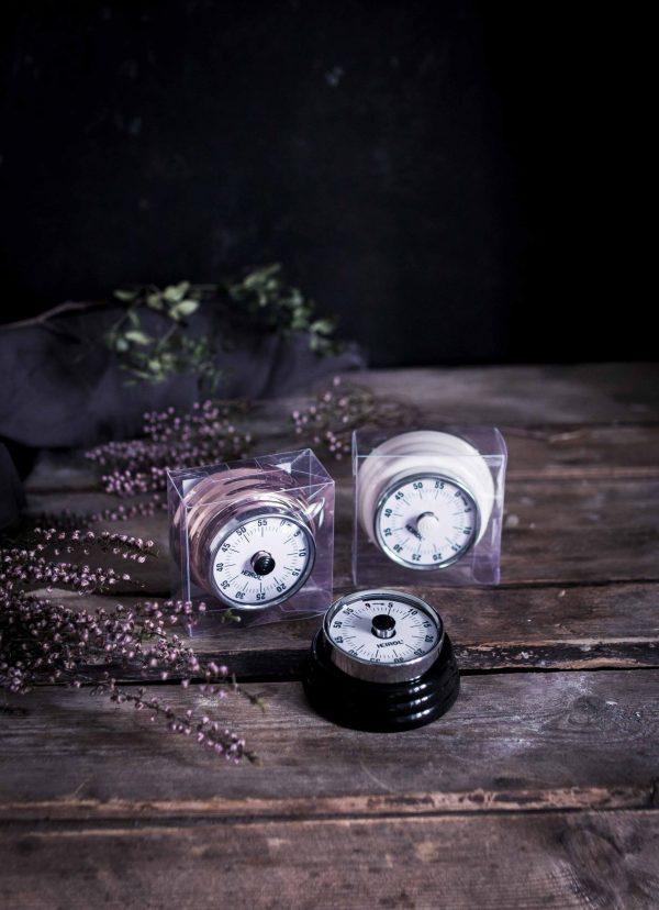 Timer Emma Ivane Heirol Bakeware White Ajastin