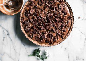 4 ingredient pecan pie recipe