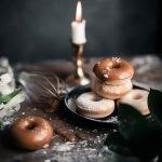 Helpot donitsit uunissa resepti
