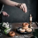 Easy oven donuts emma ivane egg-free