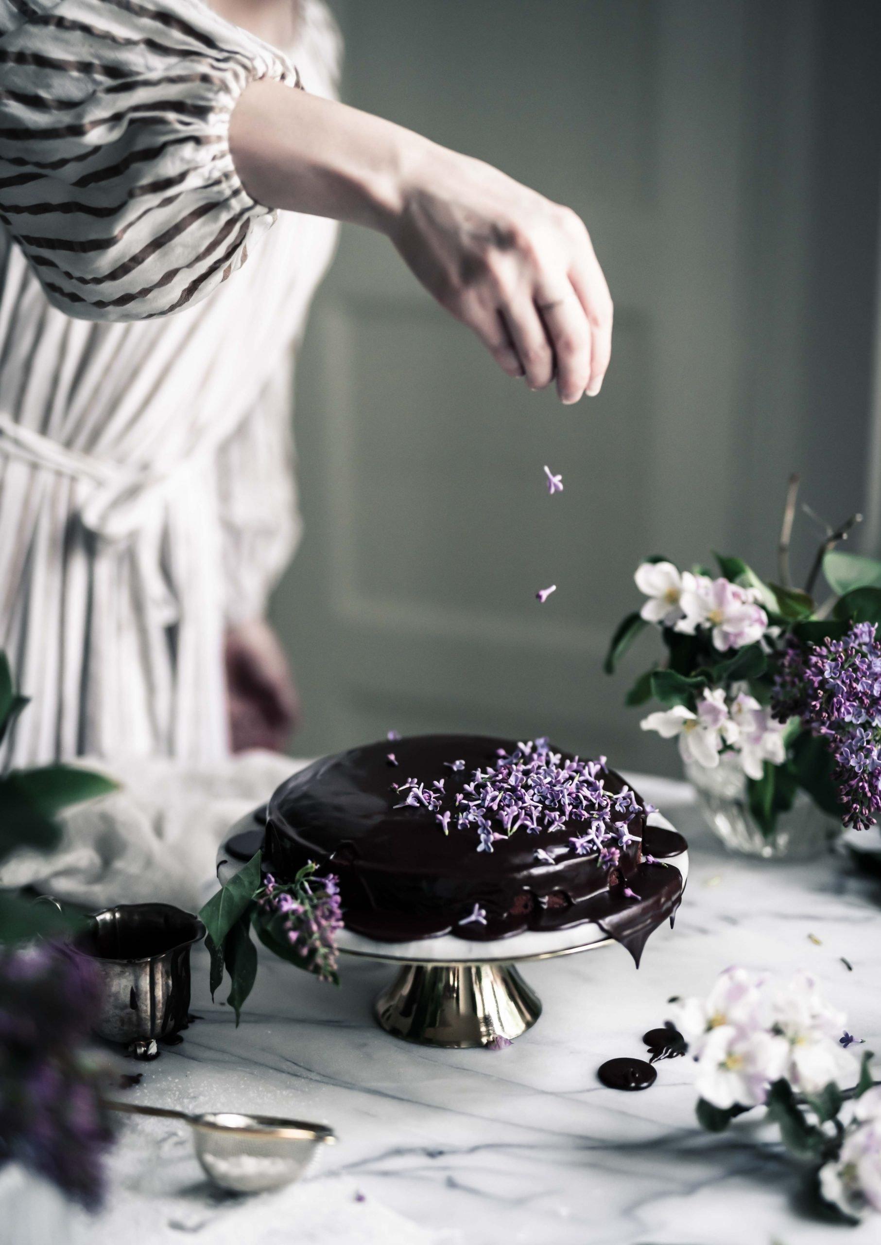 Easy mocha cake recipe by Emma Ivane