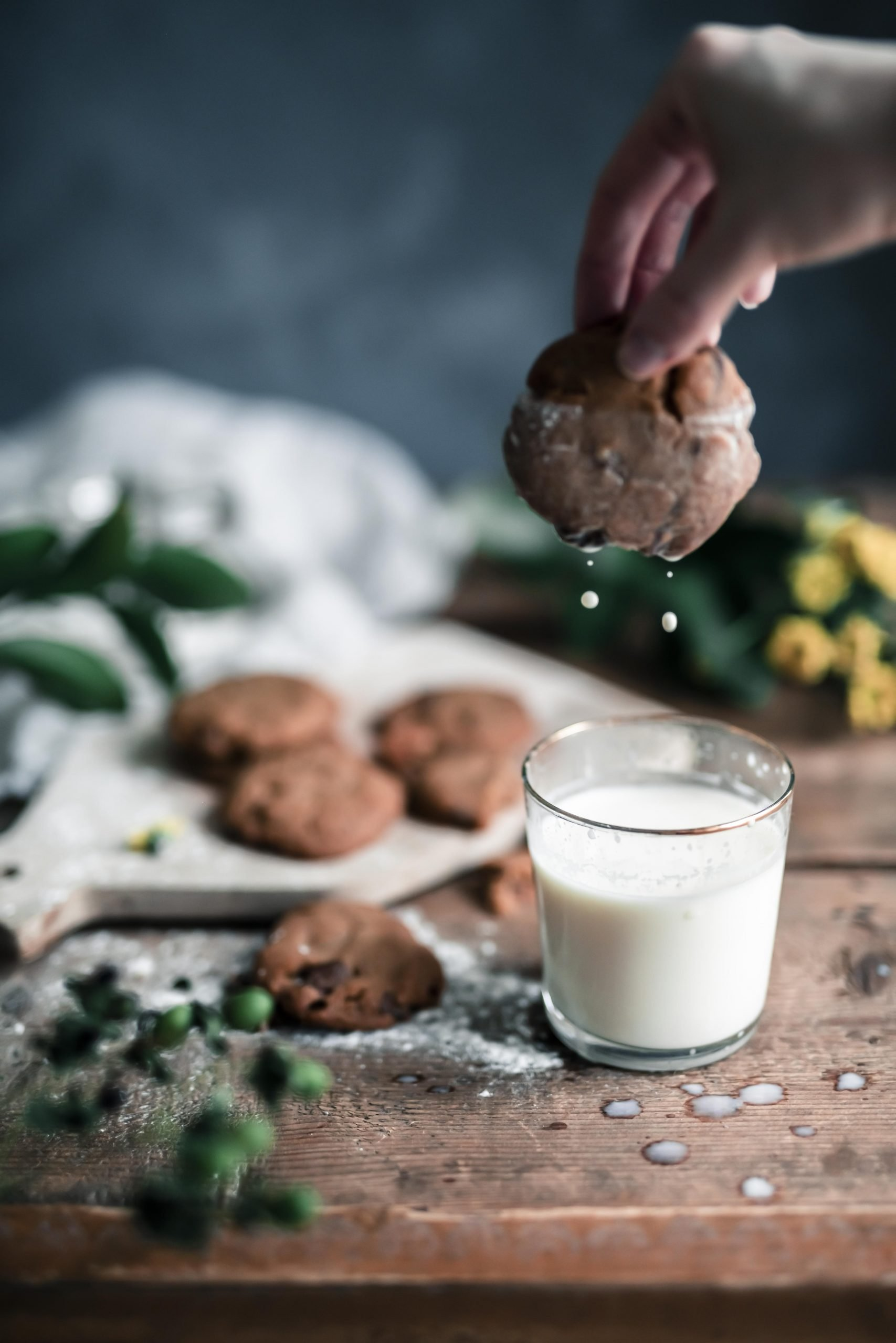 Chocolate chip cookiet Emma Ivane
