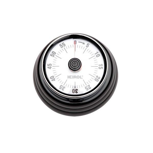 emma ivane timer with magnet black x heirol