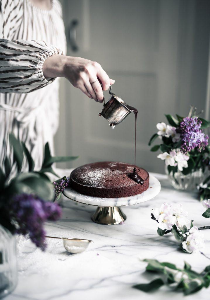 easy mocha cake recipe