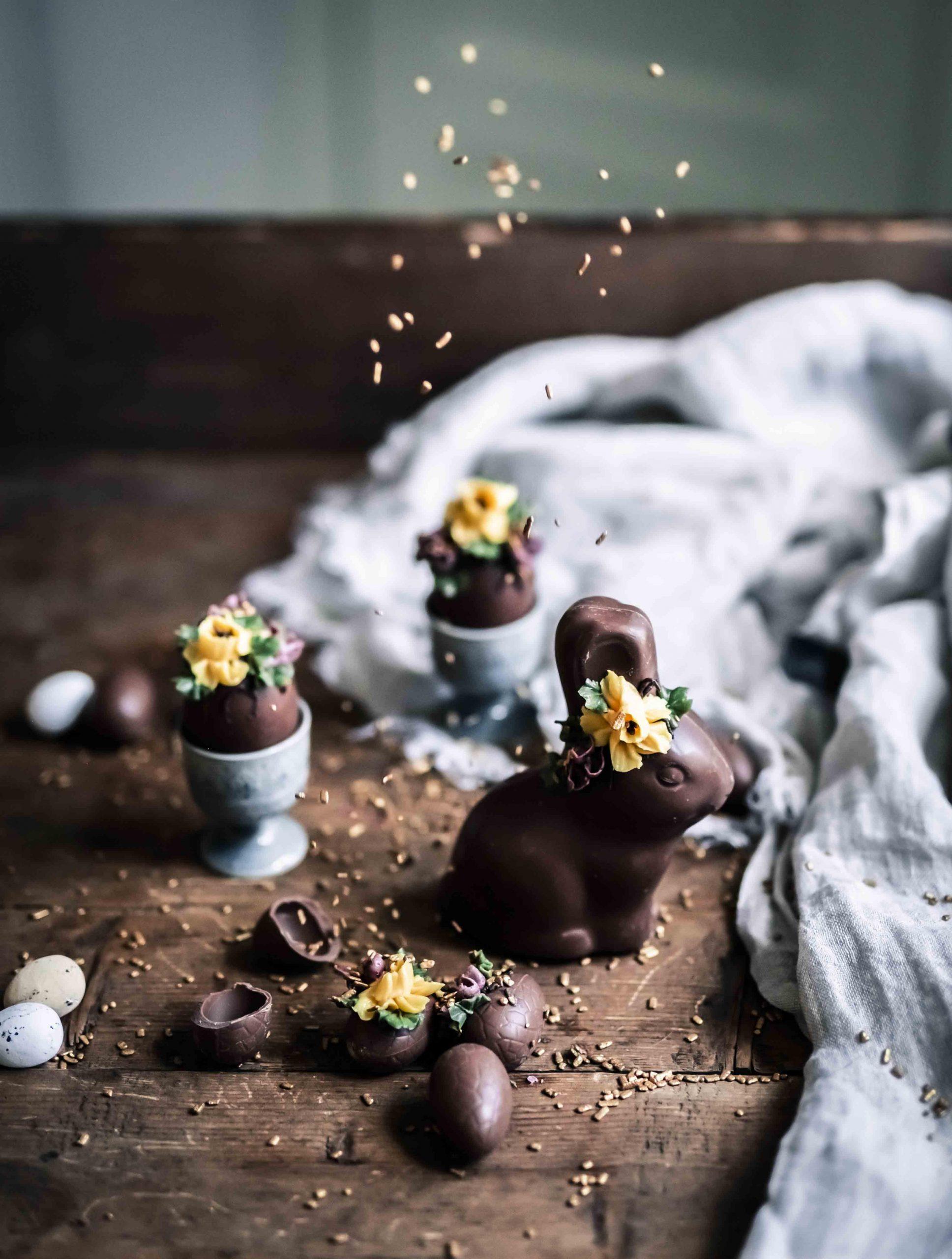 itsetehdyt pääsiäismunat